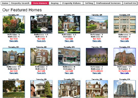 real estate database software